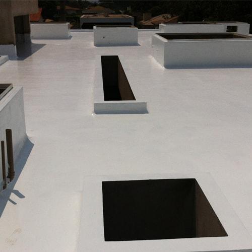 Construction with Polyurethane