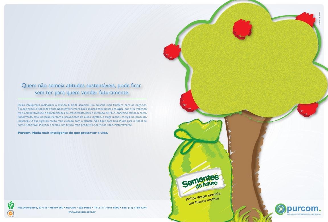 Quem não utilizar produtos biodegradáveis, pode não ver os negócios florirem tão bem futuramente